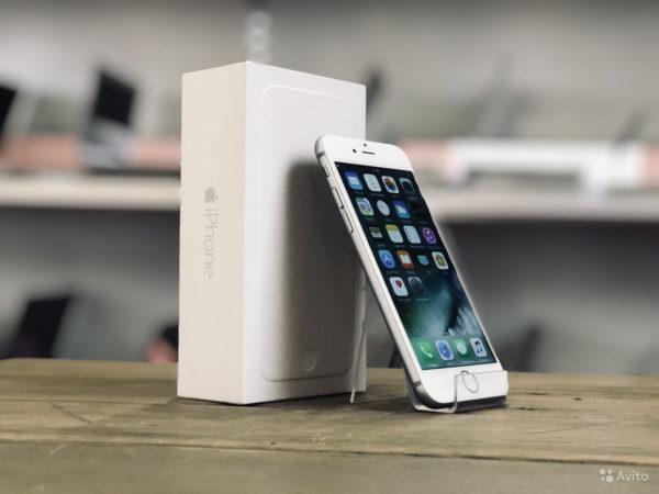 Apple IPhone 6 16gb SpceGray (арт.20241)