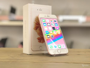 Apple IPhone 6s 32gb Rose Gold (арт.20332)