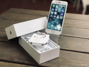 Apple IPhone 7 256gb Silver (арт.20429)