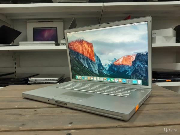 Apple Macbook Pro 15 Early 2008 (арт.19803)