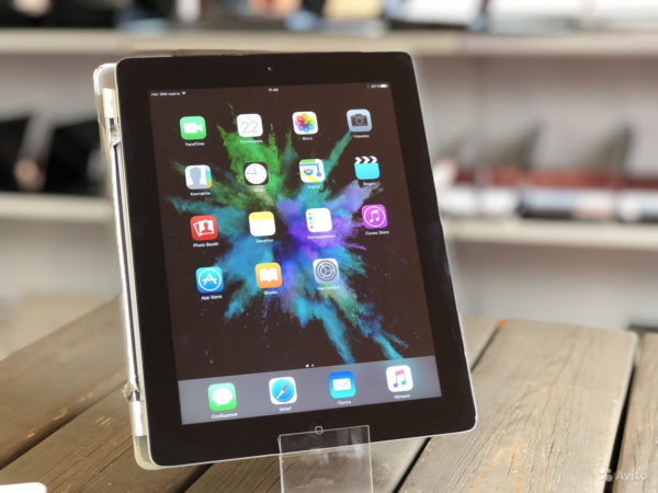 Apple IPad 2 32gb Wi-Fi (арт.20634)