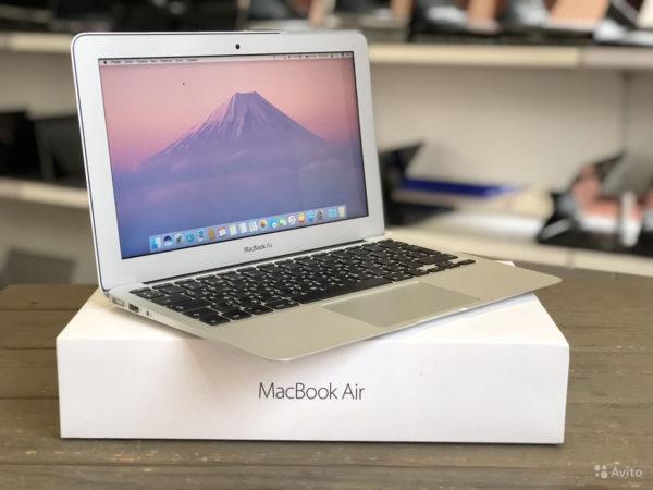 Apple MacBook Air 11 Early 2015 (арт.20686)