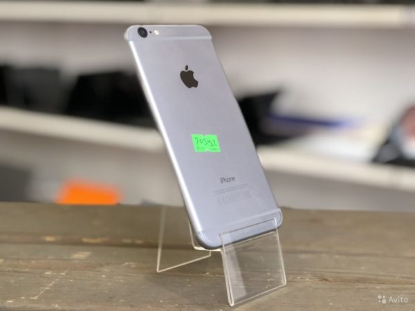 Apple Iphone 6 Plus 64gb Space Gray (арт.20592)