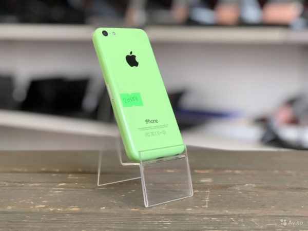 Apple IPhone 5c 32gb Green (арт.20554)