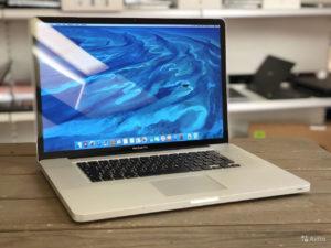 Apple MacBookPro 17 Early 2011 (арт.20688)