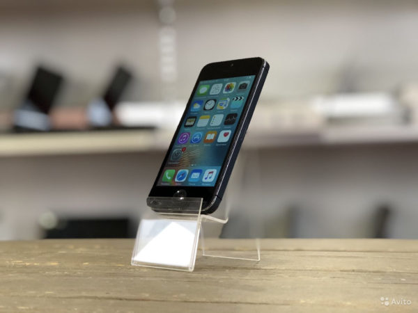 Apple Iphone 5 16gb Space Gray (арт.20431)