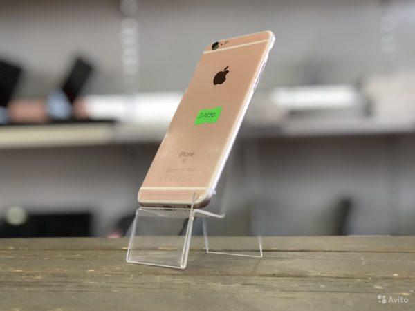 Apple IPhone 6s 128gb RoseGold (арт.20690)