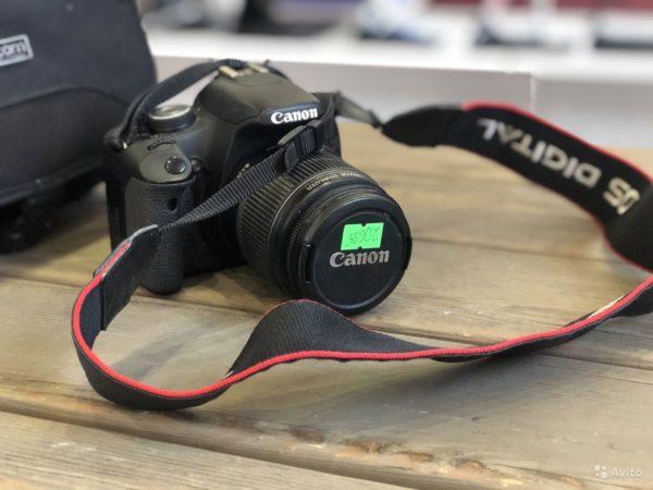 Canon EOS 500D Kit 18-55 (арт.20695)