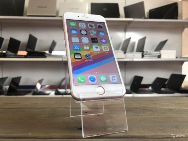 Apple IPhone 6s 64gb RoseGold (арт.20736)