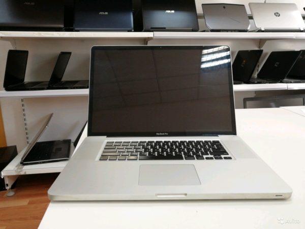Apple MacBook Pro 17 Late 2011 (арт.21324)
