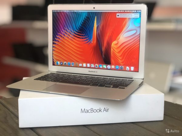 Apple MacBookAir 13 Early 2015 (арт.20339)