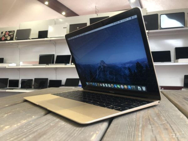 Apple MacBook 12 Early 2015 Gold (арт.21306)