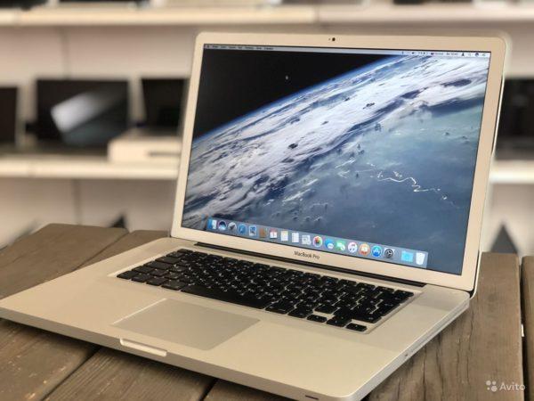 Apple MacBook Pro 15 Mid 2010 (арт.21371)