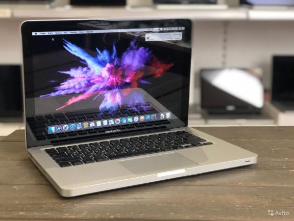 Apple Macbook Pro 13 Mid 2012 (арт.21150)