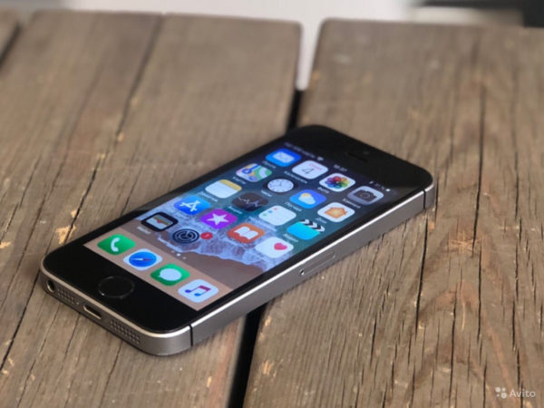 Apple IPhone SE 32gb Space Gray (арт.21423)