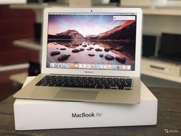 Apple MacBook Air 13 Mid 2013 (арт.21483)