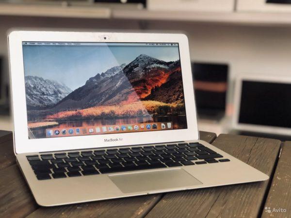 Apple MacBook Air 11 Mid 2010 (арт.21535)