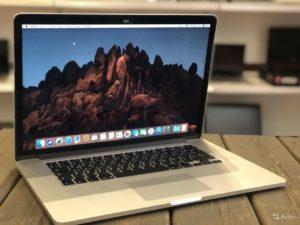 Macbook Pro 15 Retina Late 2013 (арт.21594)