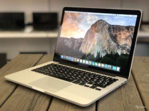 Apple MacBook Pro 13 Late 2012 (арт.21633)