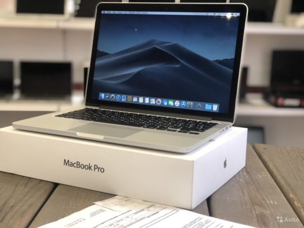 Apple Macbook Pro 13-inch Mid 2014 (арт.21637)