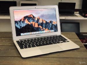 Apple MacBookAir 11 Mid 2011 (арт.21661)