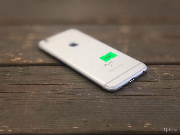 Apple IPhone 6s 16gb Silver (арт.21755)