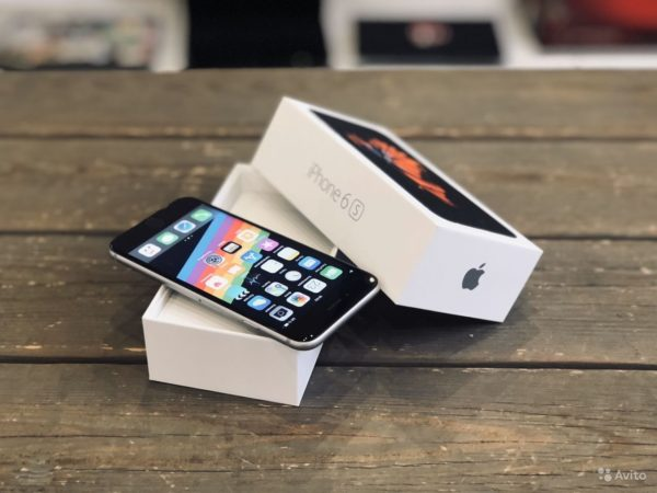 Apple IPhone 6s 32gb SG (арт.21790)