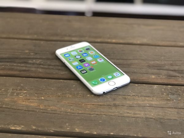 Apple IPhone 6 16 Silver (арт.21734)