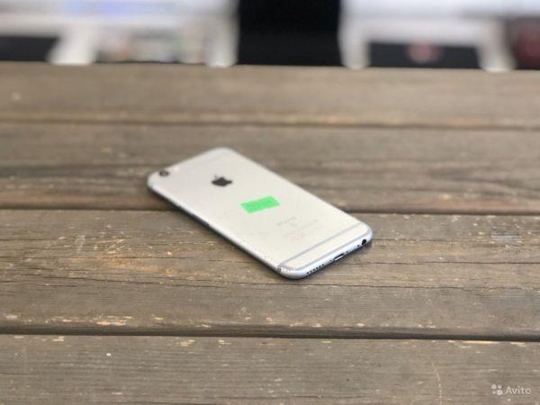 Apple IPhone 6s16gb SpaceGray (арт.21794)