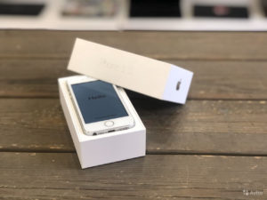 Apple IPhone 5s 16gb Silver (арт.21766)