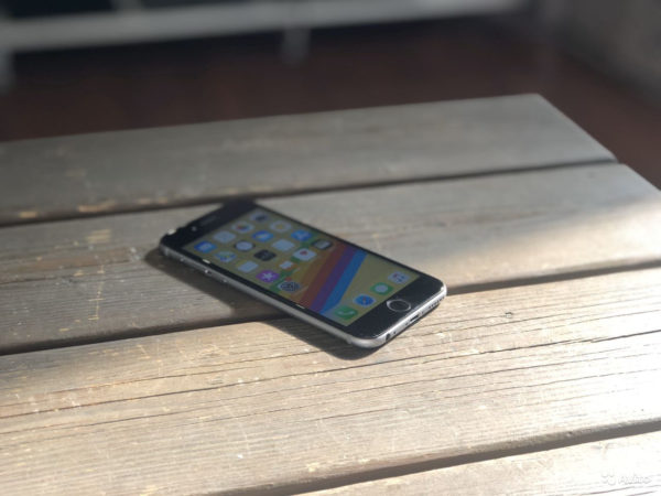 Apple IPhone 6 64gb No-Touch-ID Space Gray (арт.21791)