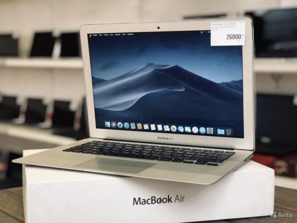Apple MacBookAir 13 Mid 2012 (арт.21853)