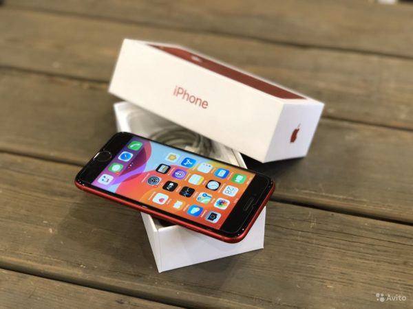 Apple IPhone 8 64gb Product RED (арт.21835)