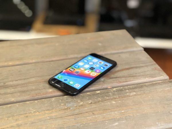 Apple IPhone 7 128gb Onyx (арт.21898)