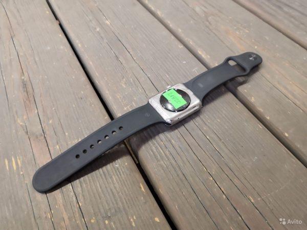 Apple Watch 42mm Hermes Series 1 (арт.21920)