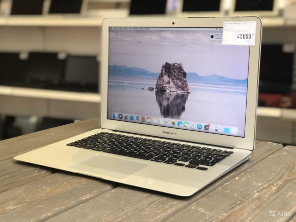 Apple MacBook Air 13-inch 2017 (арт.21885)