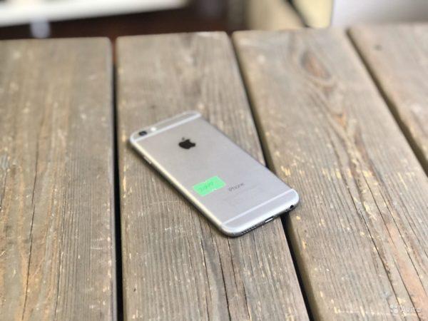 Apple IPhone 6 16gb Space Gray (арт.21909)