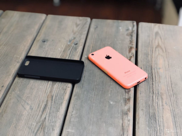 Apple IPhone 5c 32gb Pink (арт.21996)
