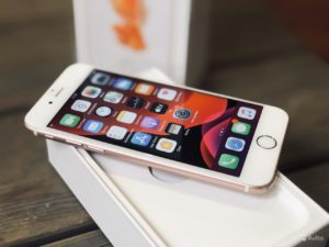 Apple IPhone 6s 128gb Rose Gold (арт.22031)