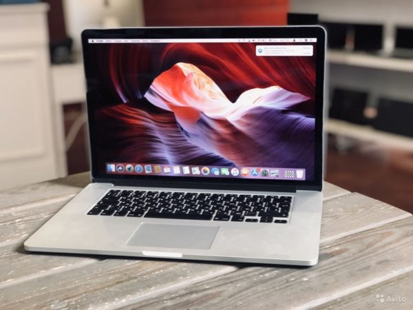 Apple MacBook Pro 15 Mid 2012 Retina