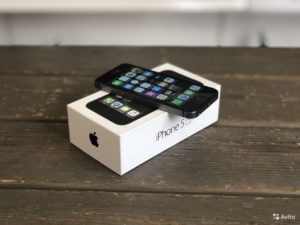 Apple IPhone 5s 16gb SpaceGray (арт.17267)