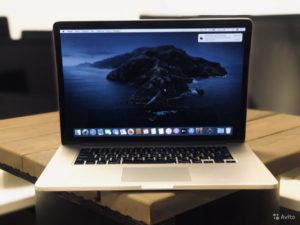 Apple MacBook Pro 15 Early 2013 (арт.17425)