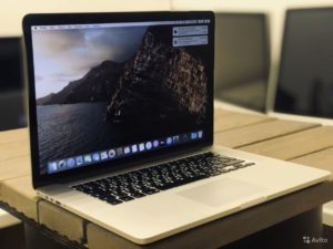 Apple MacBookPro 15 Late 2013