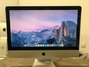 Apple Imac 21.5 Late 2009 (арт.20621)