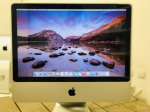 Apple IMac 20″ Mid 2007 (арт.19645)