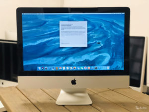 Apple IMac 21.5 Mid 2010 (арт.21911)