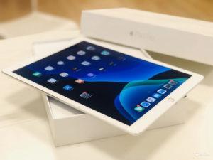 Apple IPad Pro 12.9 128gb Wi-Fi + Cellular Silver (арт.22660)