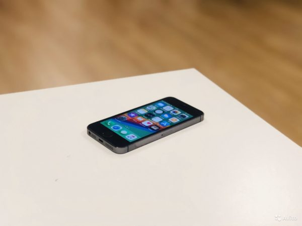 Apple IPhone 5s 32gb Space Gray (арт.22653)