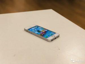 Apple IPhone SE 32gb Silver (арт.22686)