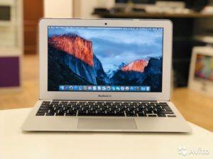 Apple MacBook Air 11 Mid 2012 (арт.22691)
